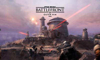 Star Wars Battlefront 'Outer Rim'