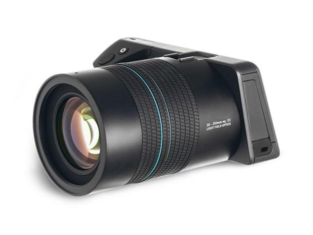 Lytro Illum Camera