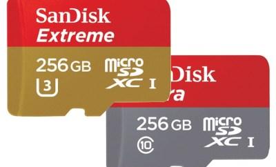 World's Fastest 256GB MicroSD Card