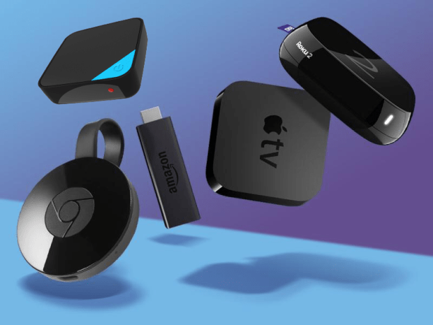 The Best TV Streaming Boxes and Sticks