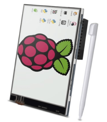 Raspberry Pi Touchscreens