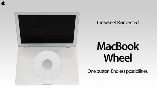MacBook Wheel