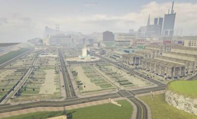 GTA San Andreas Map In GTA 5