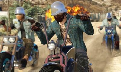 GTA: Online Bikers