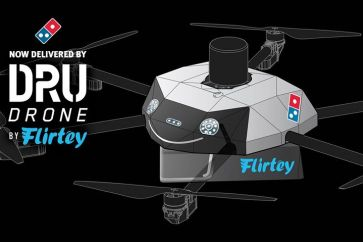 Dominos Is Starting Pizza Deliveries Using Drones in New Zealand