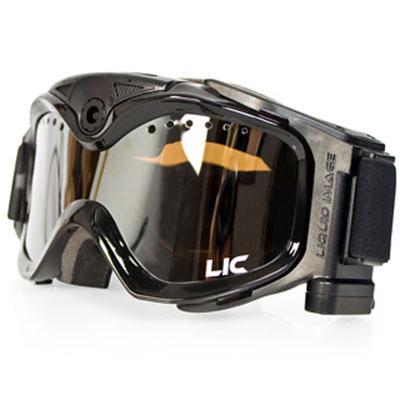 waterproof Hands-Free Camera Goggles