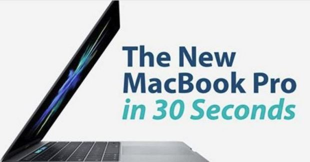 New MacBook Pro Features