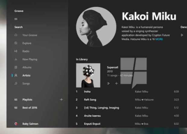Microsoft Windows 10 New Design