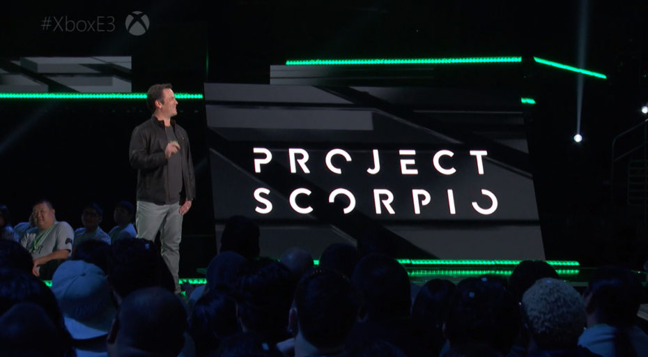 New Project Scorpio Images Show Superior Graphic Power Over Xbox One