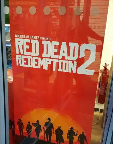 RED DEAD REDEMPTION 2 Promotional Posters