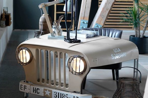 Willy Jeep Desk