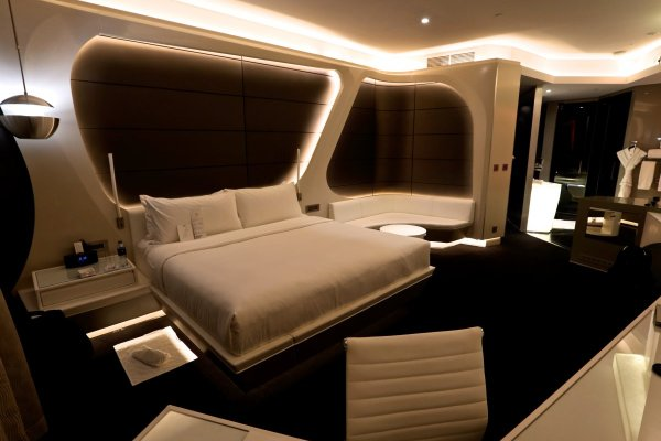 Hotel Rooms of the Future