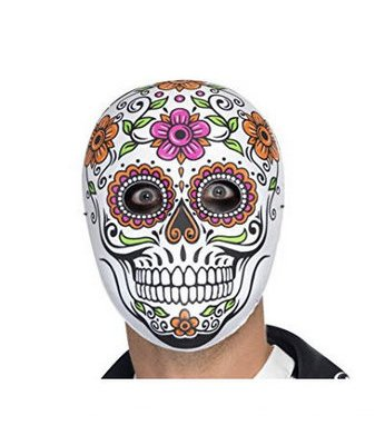 Halloween Day of the Dead Face Mask