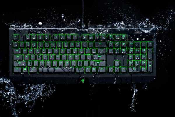 Razer BlackWidow Ultimate Mechanical Gaming Keyboard