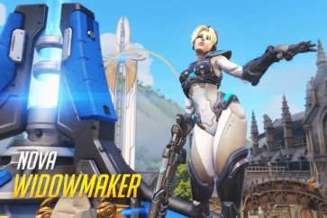 OVERWATCH'S Blizzard World Skins