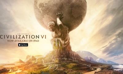 Sid Meier's Civilization VI On iPad