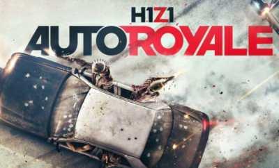 H1Z1 Battle Royale