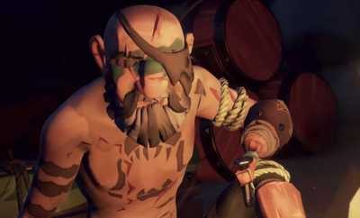 Sea of Thieves The Hungering Deep