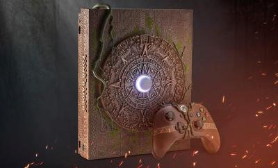 Special Edition Shadow Of The Tomb Raider Xbox One X