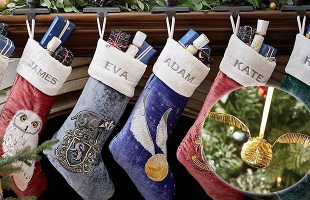 Harry Potter XMAS Decorations