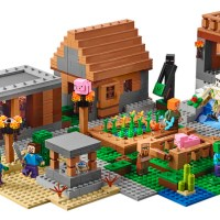 LEGO MINECRAFT The Village 21128 Review