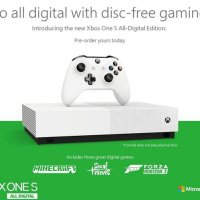 Xbox One S All-Digital Edition Unboxing Video is Here