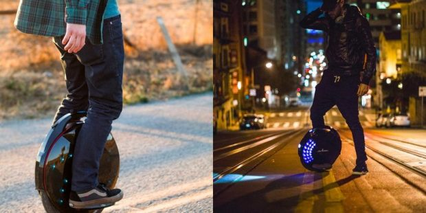 Electric Unicycles