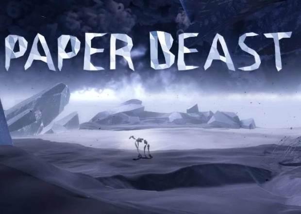 PlayStation VR Paper Beast
