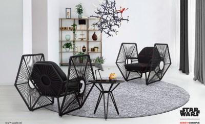 STAR WARS-Themed Furniture