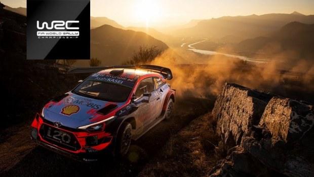 World Rally Championship 8