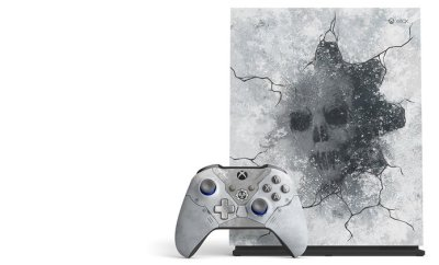 Limited Edition GEARS 5 Xbox One X