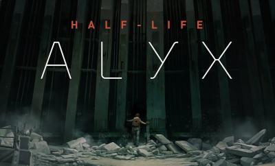 HALF LIFE: ALYX VR Game