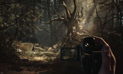 The Blair Witch Game