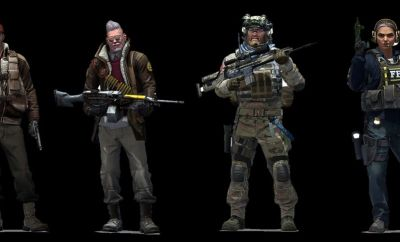 Counter Strike new Characters