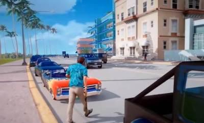 GTA Vice City Remastered