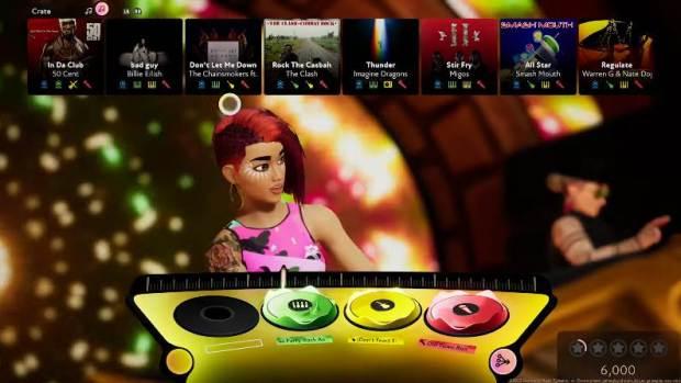 Harmonix Fuser DJ