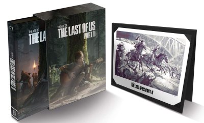 THE LAST OF US PART II Deluxe Edition