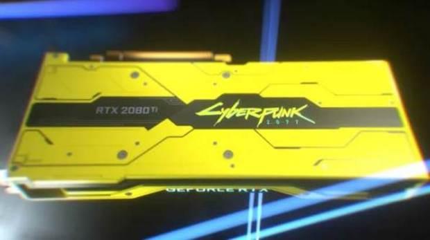 Cyberpunk 2077 Nvidia RTX 2080 Ti