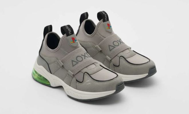 PlayStation's New Kids Sneakers