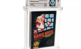 Super Mario Bros. Sealed Copy