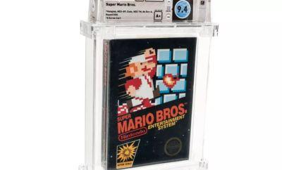 Super Mario Bros. Sealed Copy