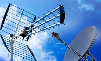 Aerial And Satellite