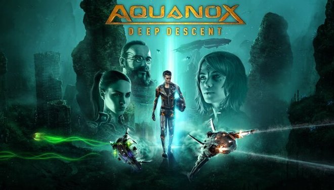 AQUANOX DEEP DESCENT