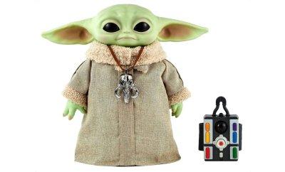 Baby Yoda Plush Toy