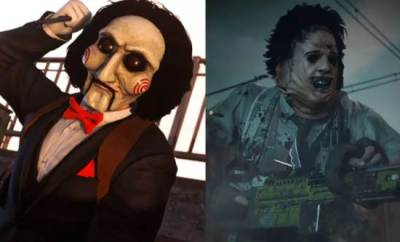 Call of Duty Warzone- leatherface-jigsaw