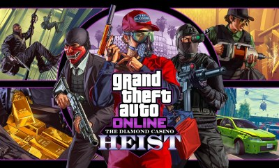 GTA Online Diamond Casino Heist
