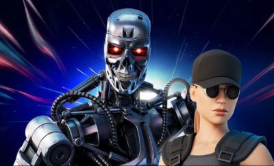Fortnite Got The Terminator and Sarah Connor