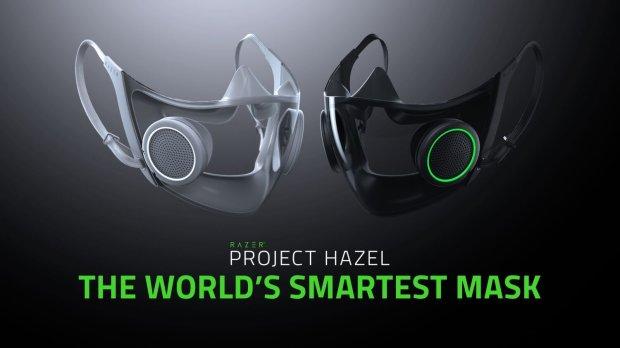 Razer Project Hazel Smart Mask