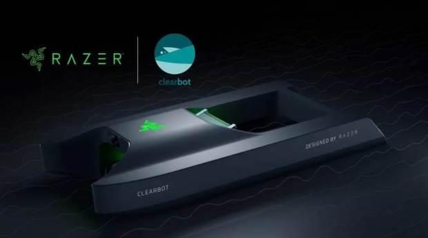 Razer's Smart Robots