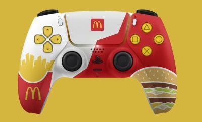 McDonalds Australia Giving Away PS5 Controllers